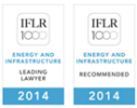 BOND STONE law firm is highly recommended by the IFLR1000 for achievements in energy and infrastructure.